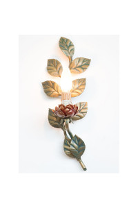 CAMELIA- APPLIQUE 1 LUCE