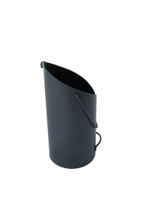 DESIGN GRAFFITE - FIREPLACE BUCKET - ASH AND CHARCOAL HOLDER