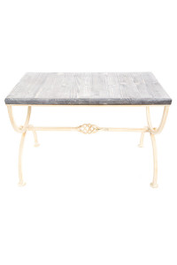 table basse arco - beige